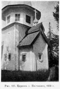 Церковь Георгия Победоносца - Песчаное - Пудожский район - Республика Карелия