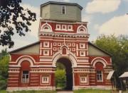 Александро-Мариинский монастырь. Колокольня - Евлево - Шатурский городской округ и г. Рошаль - Московская область