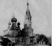 Церковь Космы и Дамиана (старая) - Волипельга - Вавожский район - Республика Удмуртия