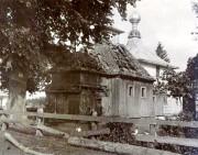 Неизвестная церковь - Заборце - Люблинское воеводство - Польша