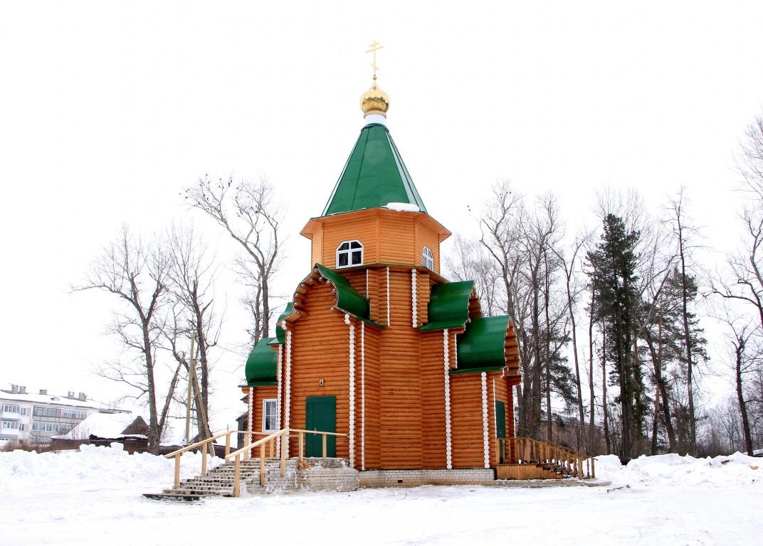 Церковь Матфея Яранского, Опытное Поле