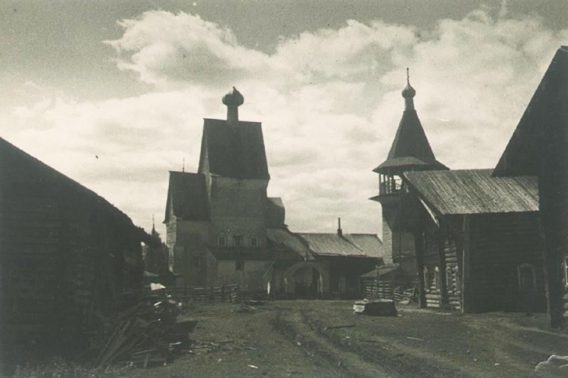 Церковь Сретения Господня, Шалакуша