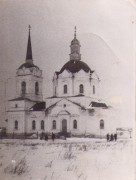 Церковь Троицы Живоначальной - Лисье - Лебяжьевский район - Курганская область