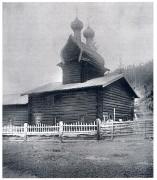 Церковь Введения во храм Пресвятой Богородицы - Илимск, урочище - Нижнеилимский район - Иркутская область