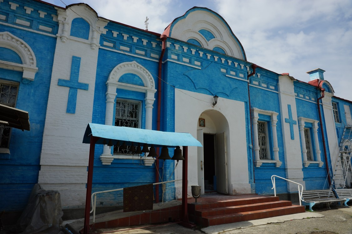 Церковь Михаила Архангела, Ош