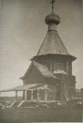Церковь Воскресения Христова - Совполье (Малая Немнюга) - Мезенский район - Архангельская область