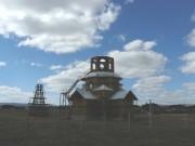 Церковь Владимирской иконы Божией Матери (строящаяся) - Смоленка - Читинский район - Забайкальский край