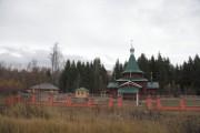 Церковь Августина Калужского - Большие Козлы - Перемышльский район - Калужская область