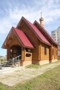 Церковь Феодоровской иконы Божией Матери на Правобережье - Калуга - г. Калуга - Калужская область