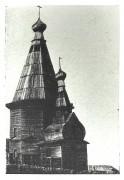 Церковь Николая Чудотворца - Астафьево, урочище - Каргопольский район - Архангельская область