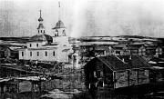 Церковь Николая Чудотворца (старая) - Усть-Цильма - Усть-Цилемский район - Республика Коми