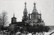 Церковь Покрова Пресвятой Богородицы (старая) - Бутково - Лужский район - Ленинградская область