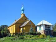 Церковь Спаса Преображения - Верхнее - Глубокский район - Беларусь, Витебская область