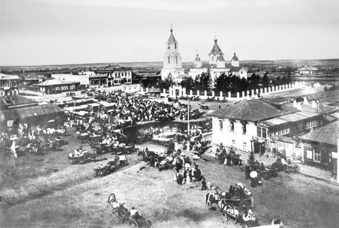 Церковь Спаса Нерукотворного Образа, Усолье-Сибирское