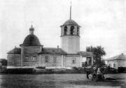 Церковь Михаила Архангела (старая) - Коелга - Еткульский район - Челябинская область