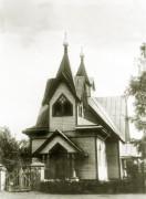 Церковь Андрея Первозванного - Замостье - Приозерский район - Ленинградская область