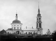 Николо-Чудцы, урочище. Казанской иконы Божией Матери, церковь