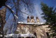Одноушево. Трех Святителей Московских, церковь