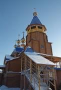 Церковь Сретения Господня - Борское - Борский район - Самарская область