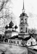Церковь Спаса Преображения Нагорная - Пучеж - Пучежский район - Ивановская область