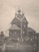 Церковь Вознесения Господня - Турыгино - Лодейнопольский район - Ленинградская область