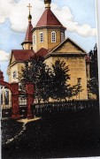 Церковь Георгия Победоносца - Кицково - Себежский район - Псковская область