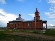 Церковь Космы и Дамиана - Борискино-Игар - Клявлинский район - Самарская область