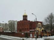 Мелитополь. Георгия Победоносца, церковь