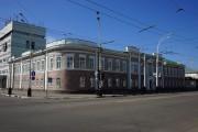 Домовая церковь Трёх Святителей при бывшем Реальном училище - Тамбов - г. Тамбов - Тамбовская область