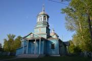 Церковь Георгия Победоносца - 3-е Уколово - Золотухинский район - Курская область