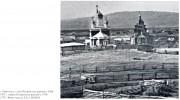 Храмовый комплекс старой и новой церквей Покрова Пресвятой Богородицы - Бирюлька - Качугский район - Иркутская область