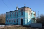 Церковь Зачатия праведной Анны - Донское - Золотухинский район - Курская область