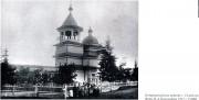 Церковь Петра и Павла - Головское - Жигаловский район - Иркутская область