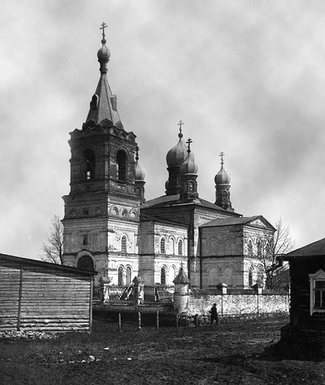 Церковь Николая Чудотворца (Барашевская), Моршанск