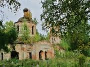Церковь Вознесения Господня - Евдский Погост - Красноборский район - Архангельская область