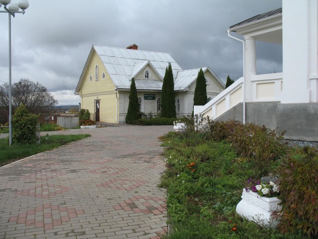 Покровский женский монастырь, Лукино