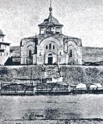 Церковь Вознесения Господня (каменная) - Качуг - Качугский район - Иркутская область