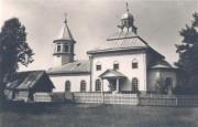 Церковь Троицы Живоначальной - Решетники - Уржумский район - Кировская область