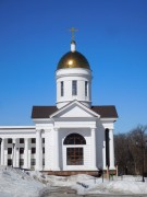 Церковь Владимира равноапостольного на Барбошиной поляне - Самара - г. Самара - Самарская область