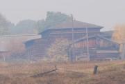 Церковь Николая Чудотворца (деревянная) - Кривая Лука - Киренский район - Иркутская область