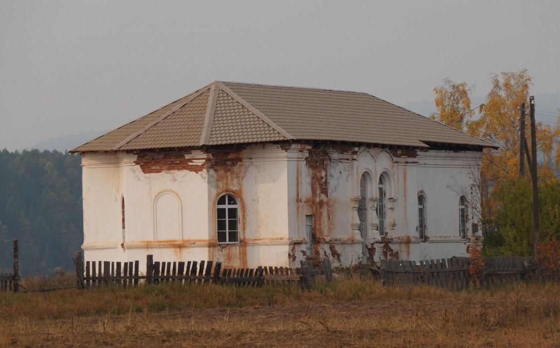Церковь Николая Чудотворца (каменная), Кривая Лука