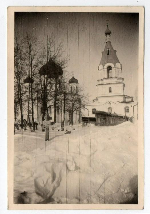 Церковь Казанской иконы Божией Матери, Ржев