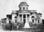 Хорошевская. Николая Чудотворца в станице Цимлянской, церковь