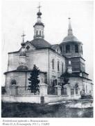 Церковь Покрова Пресвятой Богородицы - Нижнеилимск, урочище - Нижнеилимский район - Иркутская область