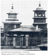 Церковь Благовещения Пресвятой Богородицы - Олонки - Боханский район - Иркутская область