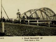 Неизвестная часовня у моста через Обшу - Белый - Бельский район - Тверская область