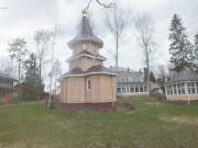 Неизвестная церковь - Лопотово - Солнечногорский район - Московская область