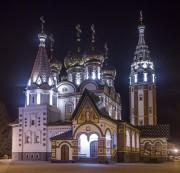 Церковь Всех Святых (строящаяся) - Гусев - Гусевский городской округ - Калининградская область