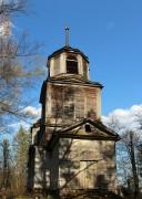 Церковь Троицы Живоначальной - Скирки - Максатихинский район - Тверская область