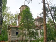 Скирки. Троицы Живоначальной, церковь